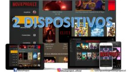 MovieProject 2 Dispositivos